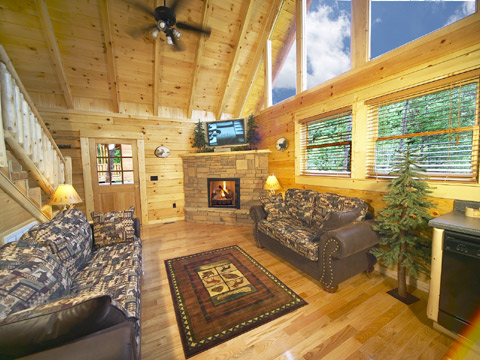 picture of Love Me Tender cabin